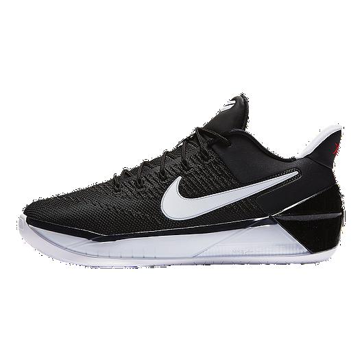 036caf411fca Nike Kids  Kobe A.D. Grade School Basketball Shoes - Black. (1). View  Description