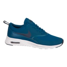 Nike Women's Air Max Thea Shoes - Blue/Black