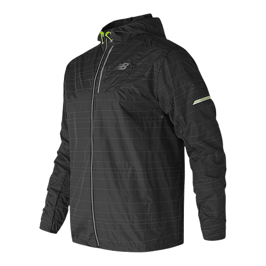 797427568764a New Balance Men's Reflective Lite Packable Jacket | Sport Chek