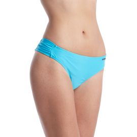 Firefly Women's Solid Sulma Ruched Bikini Bottoms