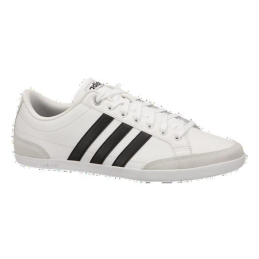 04556506f62a5c adidas Men s Caflaire Shoes - White Black
