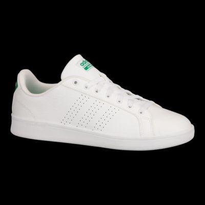adidas uomini cloudfoam vantaggio scarpe bianche sport chek