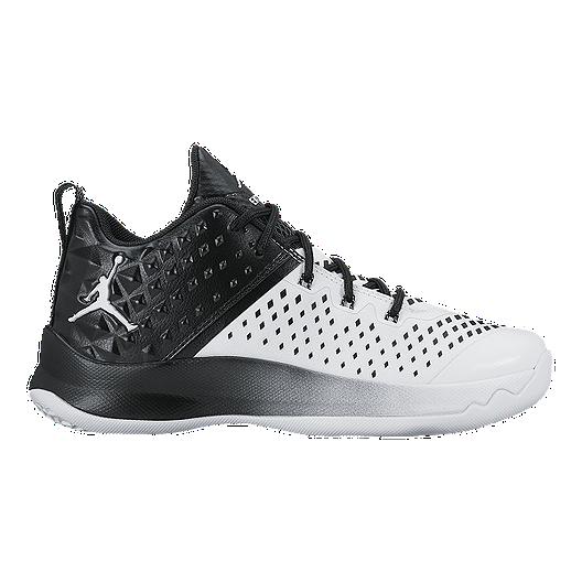 finest selection 1496c d9343 Nike Kids  Jordan Extra.Fly Grade School Basketball Shoes - White Black    Sport Chek