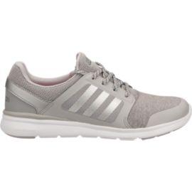 adidas Women s CloudFoam Xpression Shoes - Onix Silver  1c1da4eba18