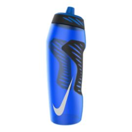 Nike Hyperfuel Water Bottle 32 oz - Royal Blue