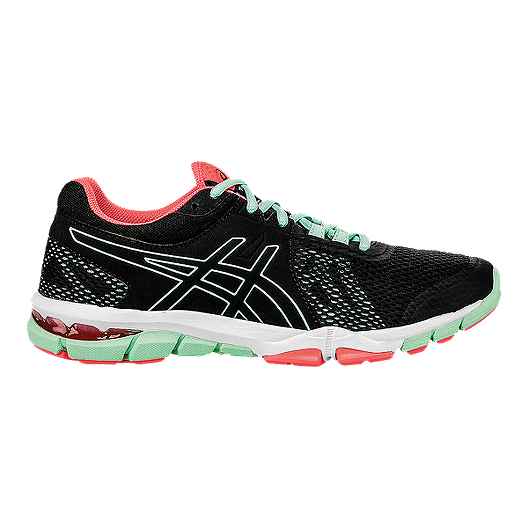 81893eee7 ASICS Women's Gel Craze TR 4 Training Shoes - Black/Mint Green/Pink | Sport  Chek