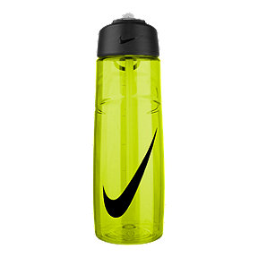 Nike 24 oz T1 Flow Swoosh Water Bottle - Volt/Black