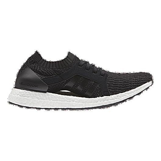 new product 980b9 cf05b adidas Women s Ultra Boost X Running Shoes - Knit Black   Sport Chek
