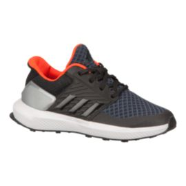 adidas Kids' Rapida Run Grade School Running Shoes - Black/Energy