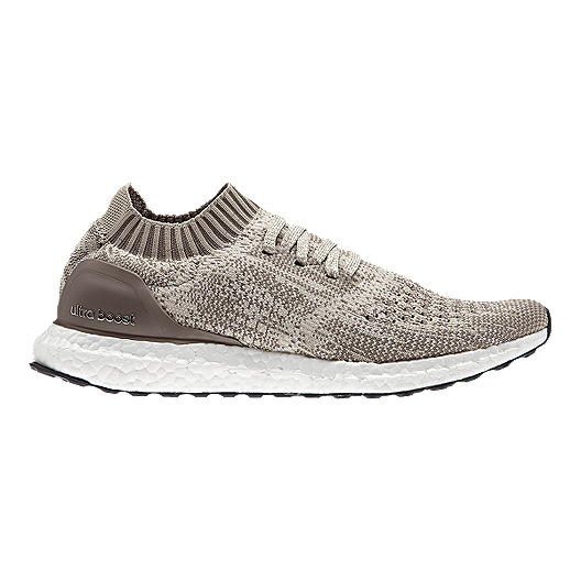 fed7fd2edbd adidas Men s Ultra Boost Uncaged Running Shoes - Knit Brown