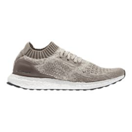 adidas Men's Ultra Boost Uncaged Running Shoes - Knit Brown