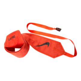 Nike Intensity Wrist Wrap - Red/Black