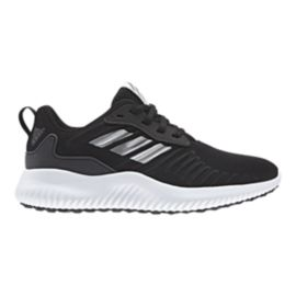 adidas Kids' AlphaBounce RC Grade School Running Shoes - Black/White
