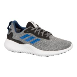 adidas Kids' AlphaBounce RC Grade School Running Shoes - Grey/Blue/Black