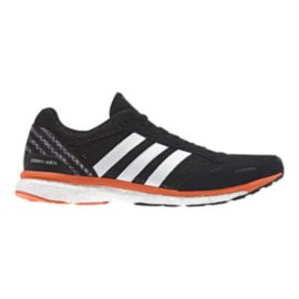 adidas Men's Adizero Adios Running Shoes - Black/Orange