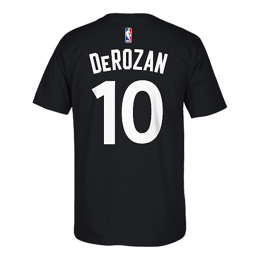 a332e064ba3 Toronto Raptors DeMar DeRozan Player T Shirt