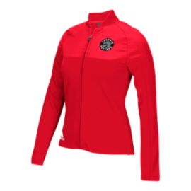 Toronto Raptors Women's On Court Track Jacket