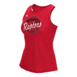 Toronto Raptors Women's Logo Ball Tank