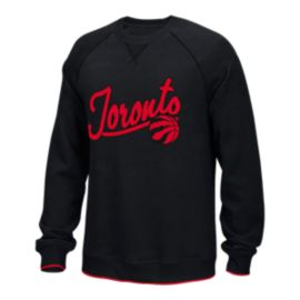 Toronto Raptors Originals Crew Fleece Top