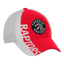 Toronto Raptors Vertical Structured Flex Hat