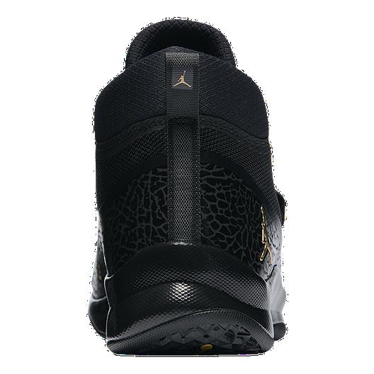 bac641e06d6e88 Nike Men s Jordan Super.Fly 5 PO Basketball Shoes - Black Gold ...