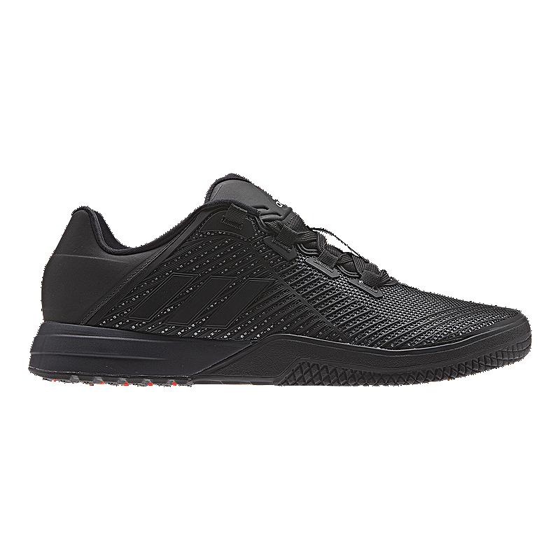 e73129ab1d7c adidas Men s Crazy Power TR Training Shoes - Black