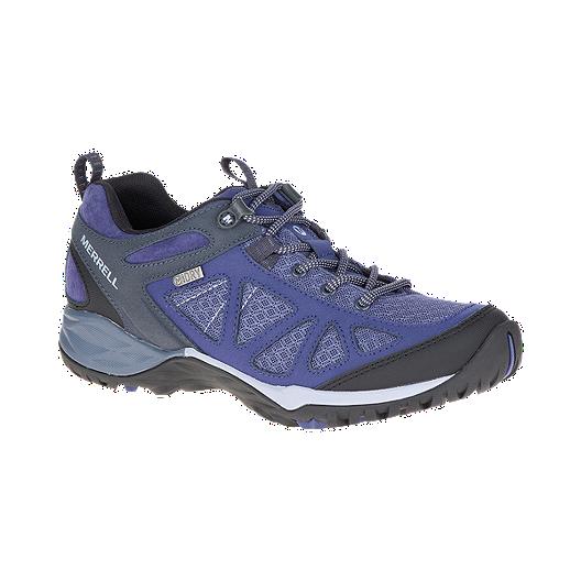 146230b139 Merrell Women's Siren Q2 Sport Waterproof Hiking Shoes - Crown Blue | Sport  Chek