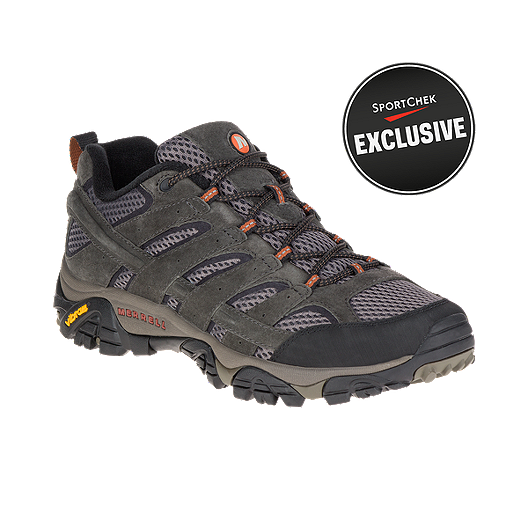 69b17a3183c Merrell Men's Moab 2 Vent Wide Hiking Shoes - Beluga