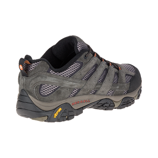 ce707dcb2054 Merrell Men s Moab 2 Vent Wide Hiking Shoes - Beluga