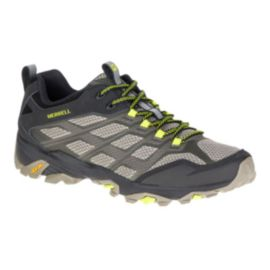 Merrell Men's Moab FST Hiking Boots - Olive/Black
