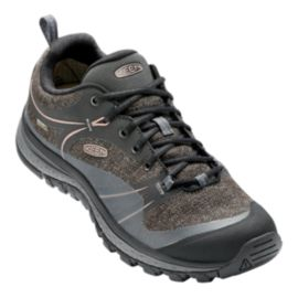 Keen Women's Terradora Waterproof Hiking Shoes - Black/Rose