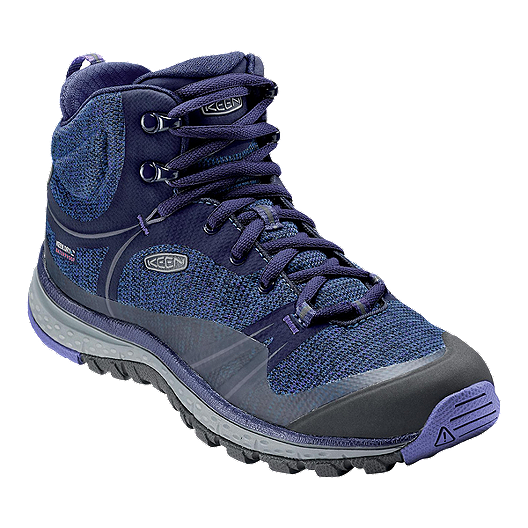 ba92fbf67be Keen Women's Terradora Mid Waterproof Hiking Boots - Aura/Liberty