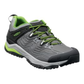 Keen Men's Aphlex Waterproof Hiking Boots - Grey/Green