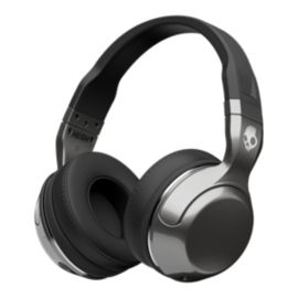 Skullcandy Hesh 2.0 Over-Ear Headphones - Silver/Black/Chrome
