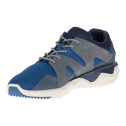 best prices choose clearance 2019 real Merrell Men's 1Six8 Mesh Casual Shoes - Blue/Grey   Sport Chek