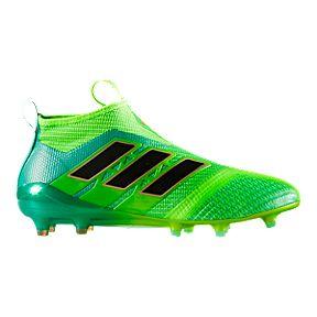 49eb02671fe5 adidas Men's Ace 17.1 FG Outdoor Soccer Cleats - Green/Black