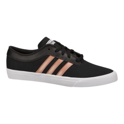 adidas Women\u0027s Sellwood Skate Shoes - Black/Rust