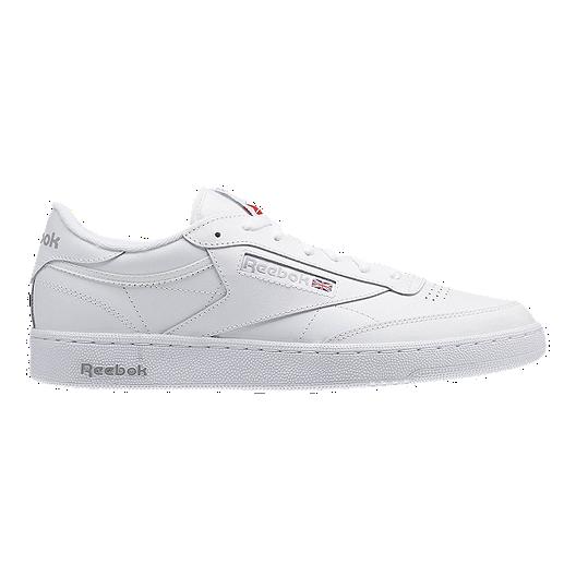 319765fb9a5 Reebok Men s Club C 85 Shoes - White