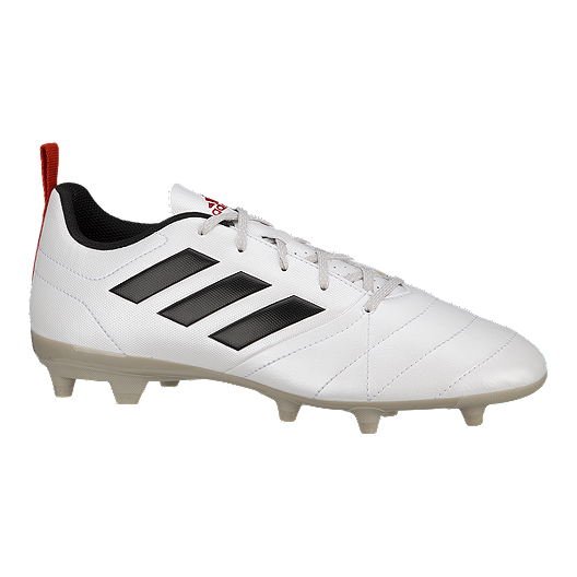 25d154169 adidas Women's Ace 17.4 FG Outdoor Soccer Cleats - White/Black/Red | Sport  Chek