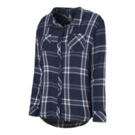 Firefly Women's Peeta Plaid Shirt