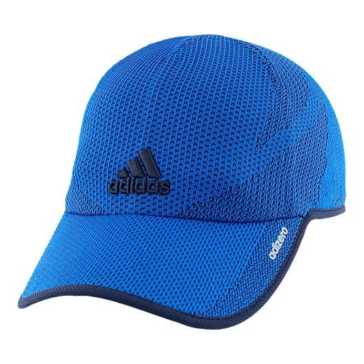 2f856762e0c adidas Men s Adizero Prime Adjustable Run Hat