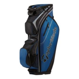 TaylorMade San Clemente Cart Bag - Blue/Black
