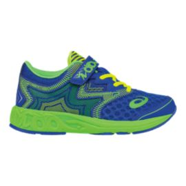 ASICS Kids' Gel-Noosa Tri 12 Preschool Running Shoes - Blue/Green