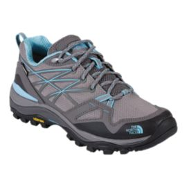 The North Face Women's Hedgehog Fastpack Gore-Tex Hiking Shoes - Dark Grey/Blue