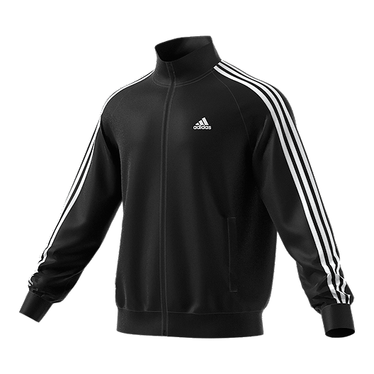 c4434b9a15a adidas Men s Essentials 3-Stripe Track Jacket