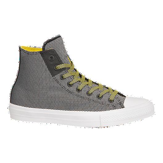21f669babf5cf1 Converse Men s CTII High (Woven) Shoes - Black White