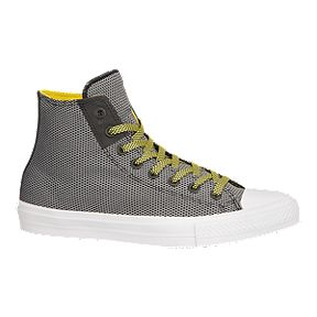 da2d61ef089c70 Converse Men s CTII High (Woven) Shoes - Black White
