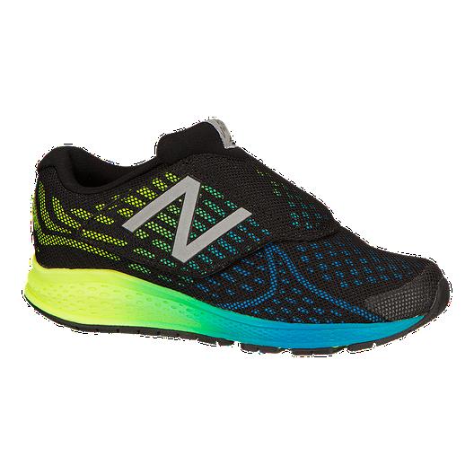the best attitude 0cc99 b6117 New Balance Kids  Vazee Rush V2 AC Preschool Running Shoes - Black Yellow    Sport Chek