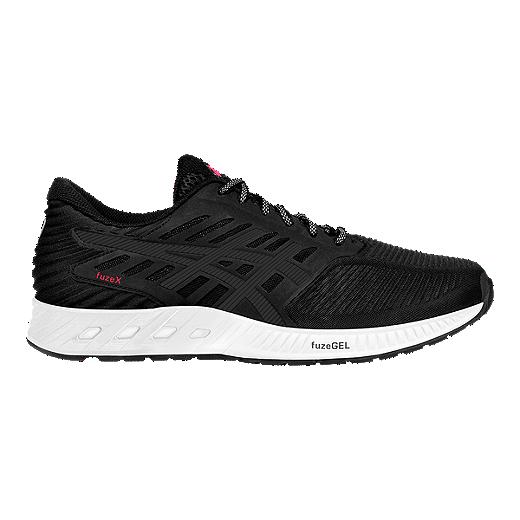 ASICS Chaussures de course de fuzeX pour femme Noir ASICS Noir/ Blanc | afc86db - shorttermhealthinsurance.website