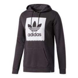 adidas Men's Originals Garment Dye Pullover Hoodie